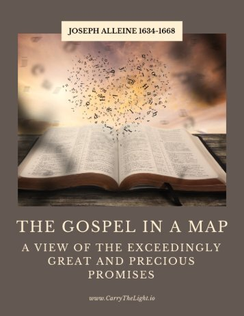 THE GOSPEL IN A MAP