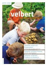 Velbert - Das HeimatStadtMagazin Nr 2 2019/2020