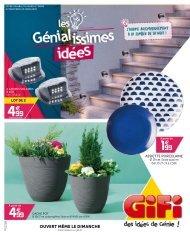 Gifi catalogue 17 mars-25 mars 2020