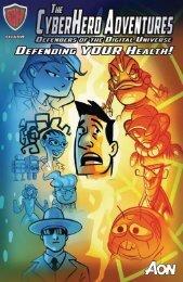 DRAFT: Do NOT Distribute: Cyber Hero Adventures: Defending YOUR Health