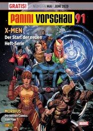 Panini Vorschau 91: Neuheiten Mai/Juni 2020