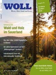 WOLL Magazin für Arnsberg, Sundern, Neheim und Ense Frühling 2020