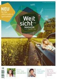 Magazin Weitsicht No. 3 / Frühling 2020
