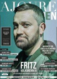 AJOURE´ Men Magazin April 2020