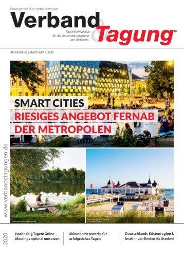 Verband & Tagung - Ausgabe 02 | März/April 2020