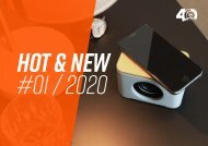Conmetall Hot&New2020