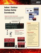 Electronic Displays Inc. Catalog - Page 3