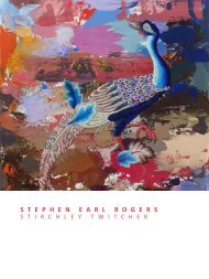 Stephen Earl Rogers Stirchley Twitcher catalogue