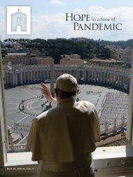 Angelus News | March 20, 2020 | Vol. 5 No. 11