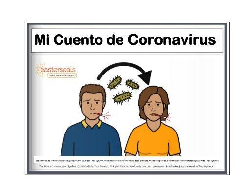 Mi Cuento de Coronavirus
