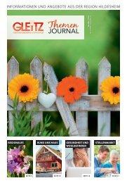 Gleitz Themen Journal 03/2020 – Ausgabe Hildesheim