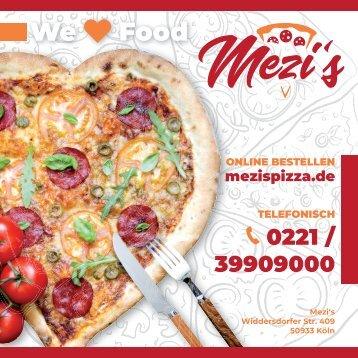 Mezi's Pizza