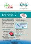100% ölfreie - RENNER-Kompressoren - Seite 2