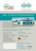 100% ölfreie - RENNER-Kompressoren - Seite 6