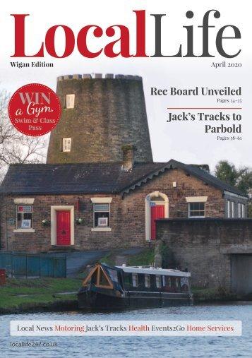Local Life - Wigan - April 2020