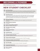 TWU Orientation Handbook 2020 - Page 3