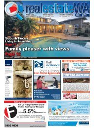Family pleaser with views - Real Estate Western Australia