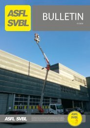 ASFL SVBL Bulletin 2020/1