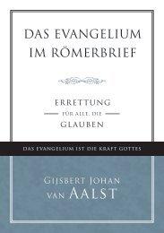 Das Evangelium im Römerbrief_Cover und Inhalt