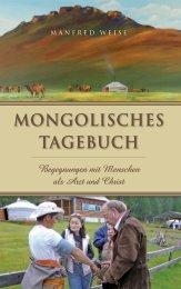 Mongolisches Tagebuch