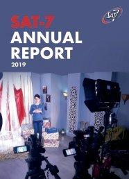 SAT-7 Annual Report 2019