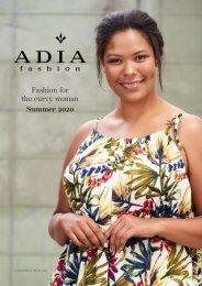 ADIA Summer 2020 catalogue
