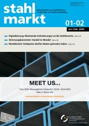 Stahlmarkt 1-2/2020