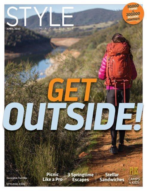Style Magazine April 2020