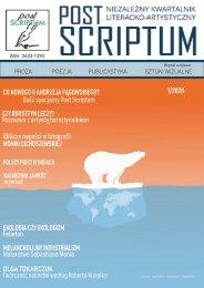 POST SCRIPTUM - 1 2020