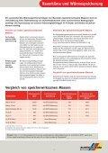 Wärmedämmung von Baustoffen - Austrotherm Dämmstoffe - Seite 7