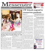 Eastside Messenger - March 22nd, 2020