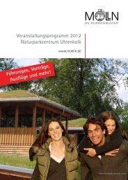 Veranstaltungsprogramm 2012 Naturparkzentrum ... - Stadt Mölln
