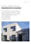 CEDRAL STÜLPSCHALUNG WAAGERECHTER ... - Austrodach - Page 7