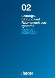 HAGER_Katalog_Leitungsfuehrung-und-Raumanschlusssysteme_2020-21_DE