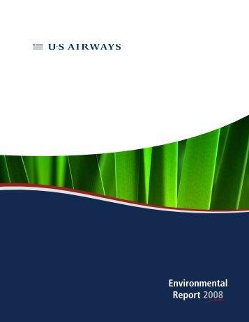 Environmental Report 2008