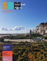 Sunset Beach Mag Spring 2020