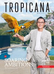 Tropicana Mar-Apr 2015 #100 Find Your Drive