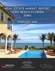 Vero Beach 32963 Market Report February 2020