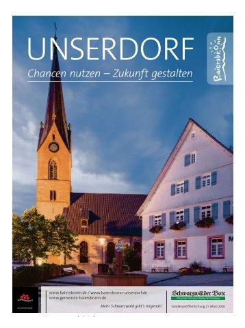 Unser Dorf Baiersbronn