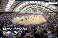 Pferd+Sport 04/2020 - Im Fokus: VR Classics 2020