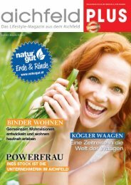 Aichfeld Plus Magazin März 2020