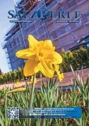 SALZPERLE - Stadtmagazin Schönebeck (Elbe) - Ausgabe 04+05/2020