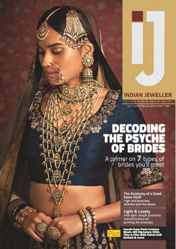 Indian Jeweller (IJ) Feb - March Issue