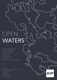 Open Waters 2019 - Final Report