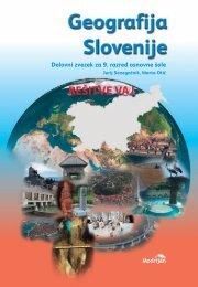 Geografija Slovenije - DZ