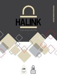Catalogus Halink - Link Kitchen Wear - Link Sublime Textiles