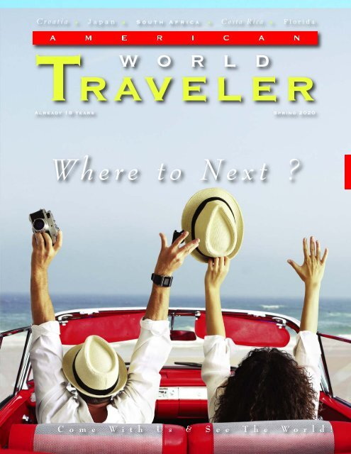 American World Traveler Spring 2020 Issue
