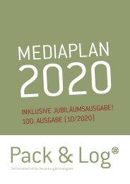 Pack & Log Mediadaten 2020