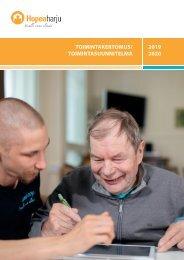 Hopeaharju toimintakertomus ja suunnitelma 2019-2020