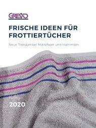 GREVO Katalog 2020